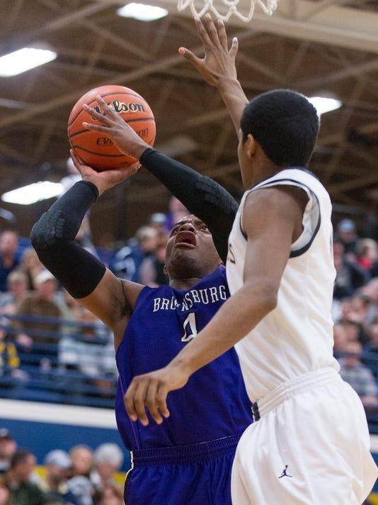 Varsity Basketball: Tri-West vs. Brownsburg