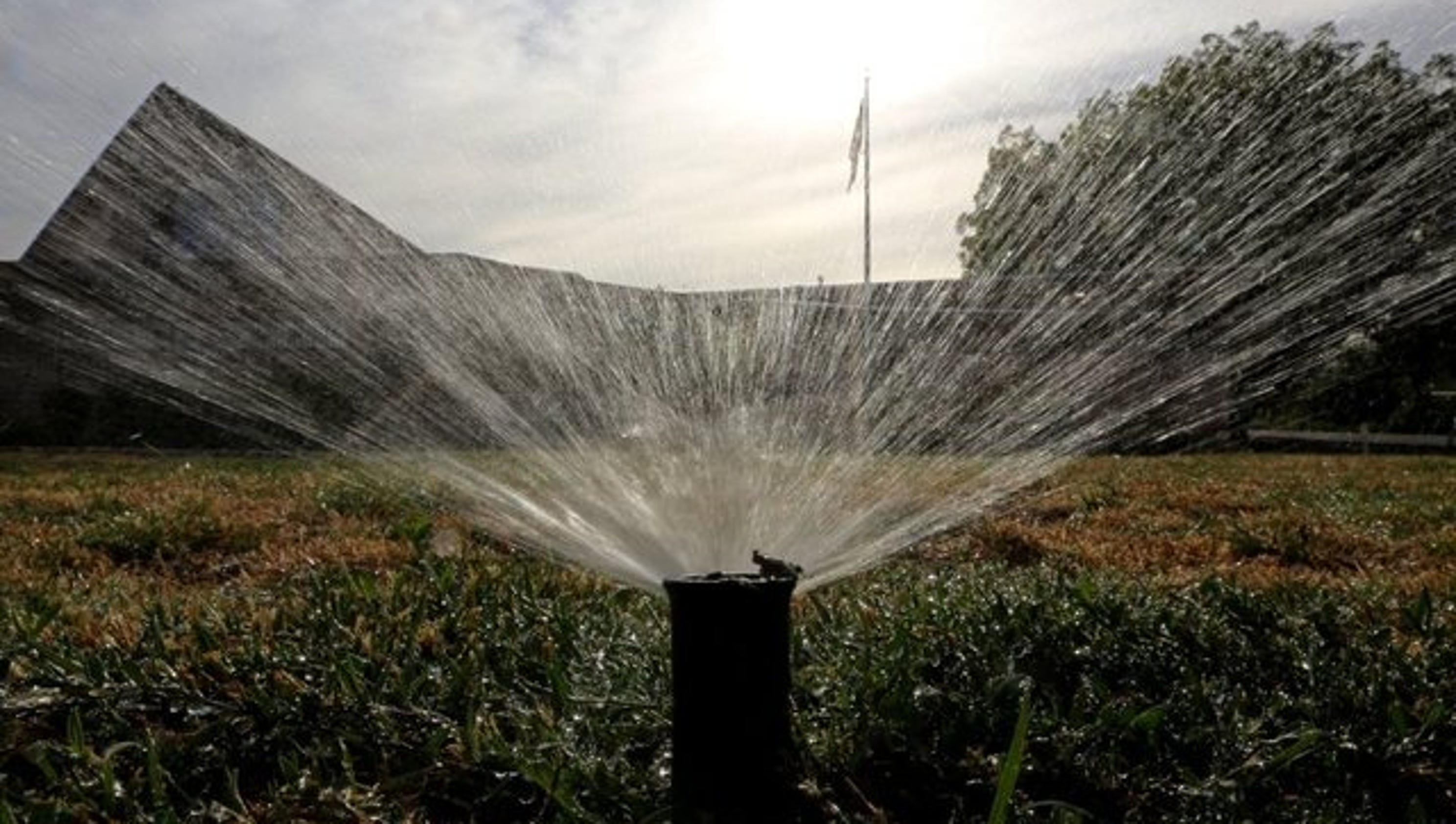 Permanent California water restrictions approved by Gov. Jerry Brown