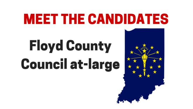 Floyd County Council at-large candidates.