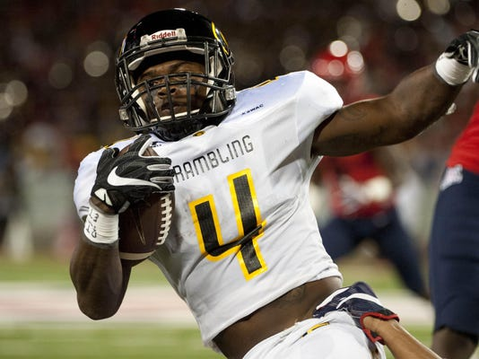 NCAA Football: Grambling State at Arizona