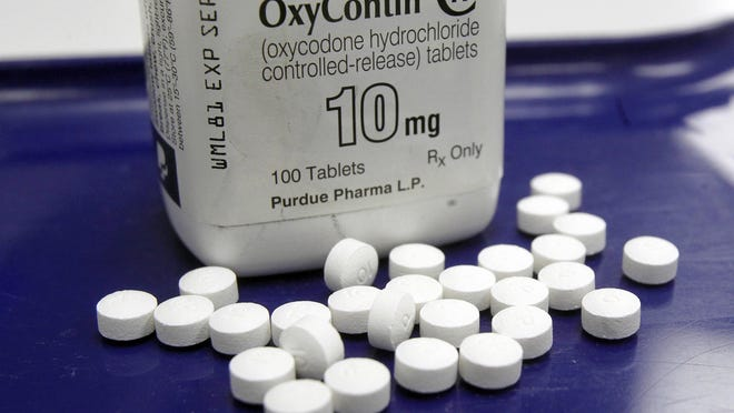 Opioid addiction for many starts with over-prescription of opioid pain relievers like OxyContin.