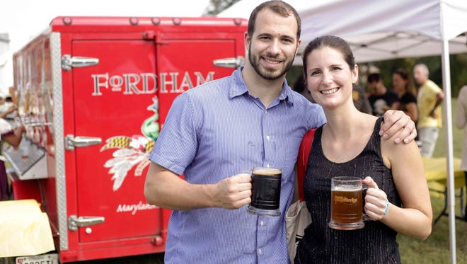 Cheesetoberfest at Fordham/Old Dominion Brewery in Dover is in October, but first they'll host HogFest on Sunday.
