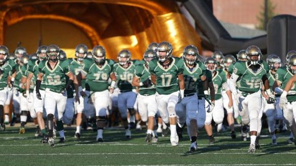 Westfield takes the field on Friday night.