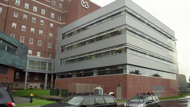 The Providence VA Medical Center serves 35,000 veterans from Rhode Island and Southeastern Massachusetts.  [The Providence Journal, file / Kris Craig