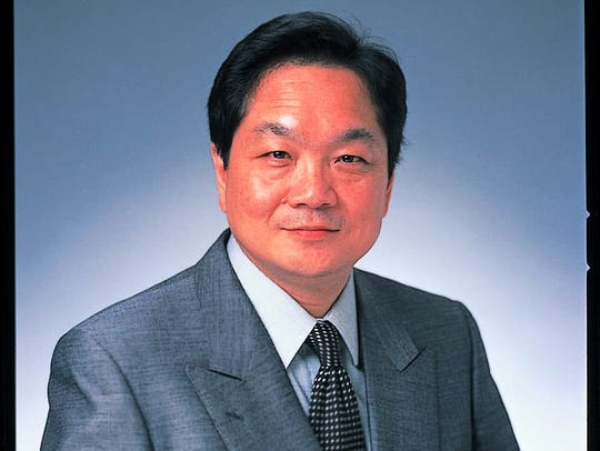 Ken Kutaragi, father of the  Sony PlayStation.