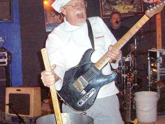 "Bill ""Sauce Boss'' Wharton will perform at the Franklin County Relief Concert on Saturday."