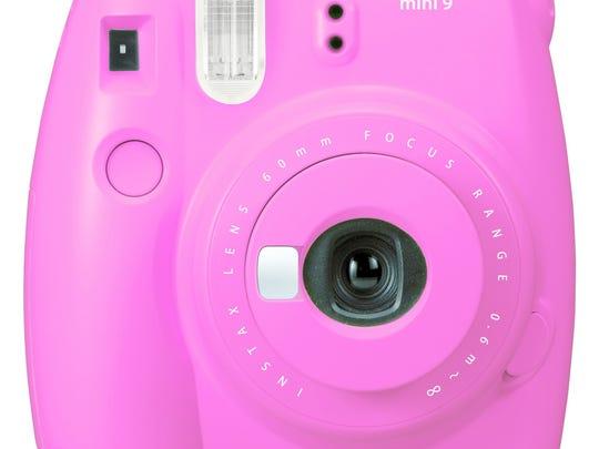 The Fujifilm Instax Mini 9