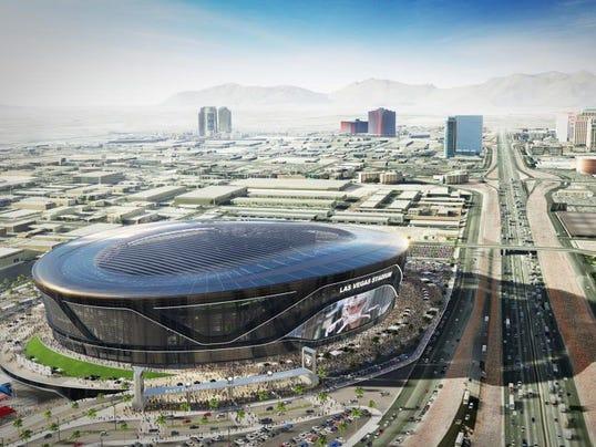 Raiders Unlv Working On Deal To Use Planned Las Vegas Stadium