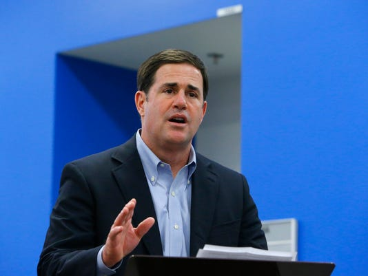 Gov. Doug Ducey signed House Bill 2643 into law.