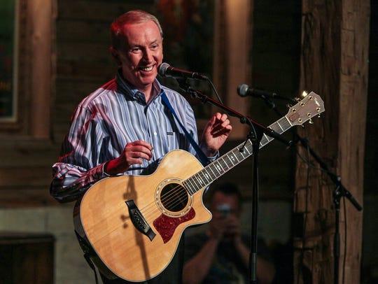 Al Stewart plays his third Admiral concert in November,