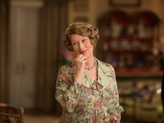 """Meryl Streep plays the title character in """"Florence"""