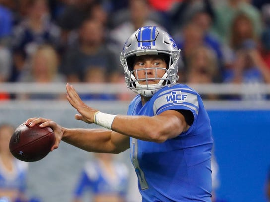 NFL's top salaries after Matthew Stafford's contract extension