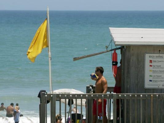 Lifeguards Cocoa Beach 6