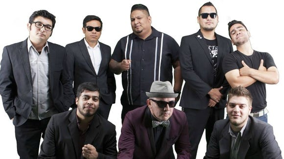 The band Inspector fuses classic Jamaican rhythms with the feel of Mexican pop. Their style is a blend of ska, reggae, nostalgia for the 1960s rock-n-roll and the great romantic groups of the 1970s, in addition a romantic style of their own.
