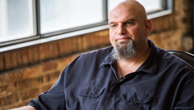 York County native John Fetterman is hoping to become the next U.S. Senator from Pennsylvania.