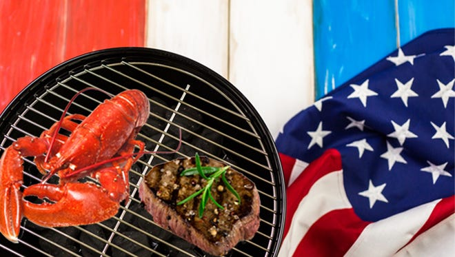 Win seafood and fillet worth over $400 for Independence Day.