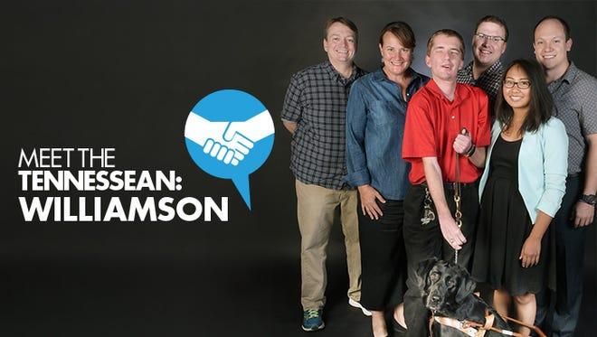Meet the Tennessean: Williamson team