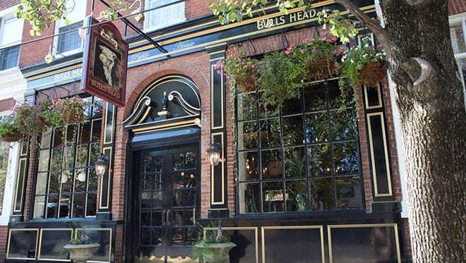 Bulls Head Public House was recently named the best beer bar in Pennsylvania in the Brewers Association's Great American Beer Bars competition.