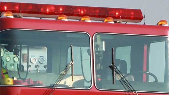 """A fire caused """"extensive damage"""" to a home in Colerain Township Tuesday morning."""