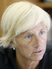 Iowa Law Enforcement Academy Director Judy Bradshaw