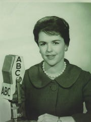 Anne Morrissy Merick began with ABC News in 1961.