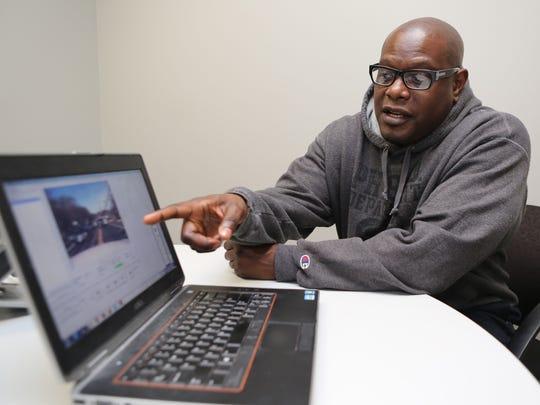Damon Jones, the New York representative for Blacks