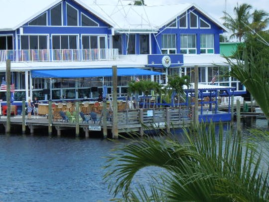 The fifth annual Halloween Bash is Saturday night at The Twisted Tuna in Port Salerno in Manatee Pocket.