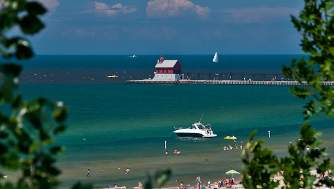 Grand Haven Named Happiest Seaside Town In America