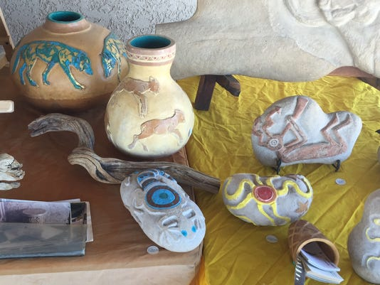 Salton Sea art