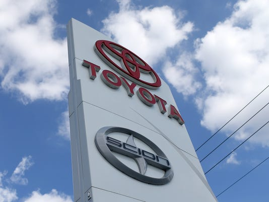 Toyota Remains Global Leader In Car Sales For Third Straight Year