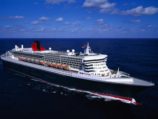 An icon of the oceans since its debut in 2004, Cunard