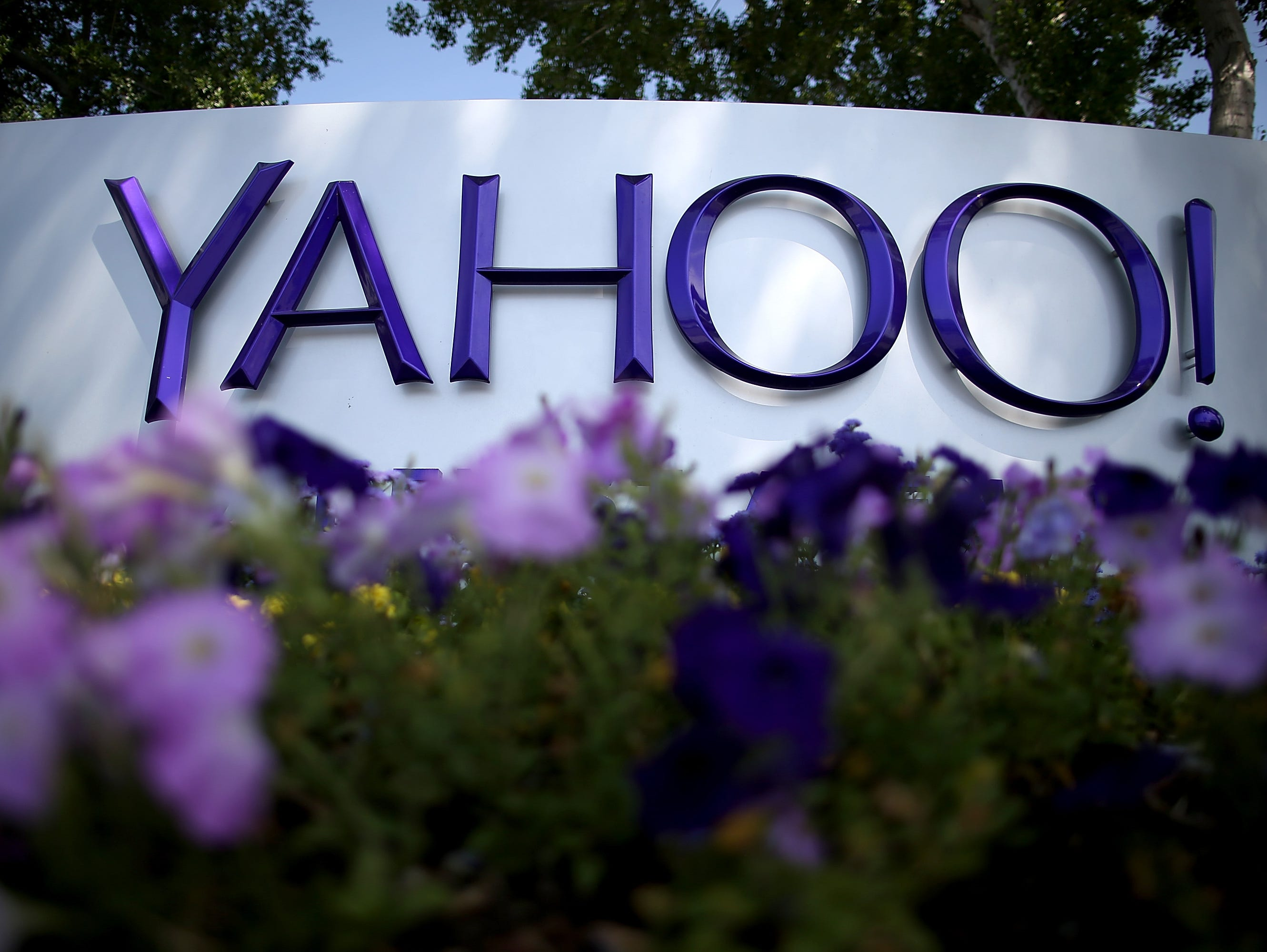 Yahoo comes with customers and infrastructure that make it an interesting target.