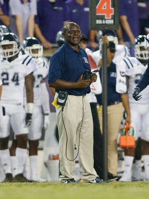 Jackson State coach Tony Hughes has suspended star defensive tackle Deion Pope.