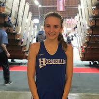 Indoor track: Corning, Horseheads' Klein shine at state qualifier