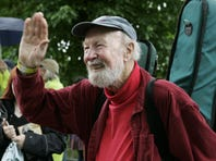 Pete Seeger's 100th: Singer remembered as a man of the people with a vision for the future