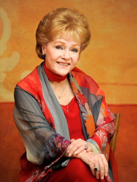 Debbie Reynolds shares her roles of a lifetime