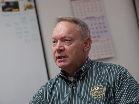 Farmington Municipal Schools Chief Financial Officer Randy Bondow says it's not smart to invest in new technology that is obsolete by the time the bonds through which the technology was financed are paid off.