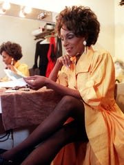 The Lady Chablis at the Kennedy Center, Washington,