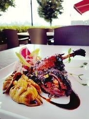 Haven Restaurant duck dish