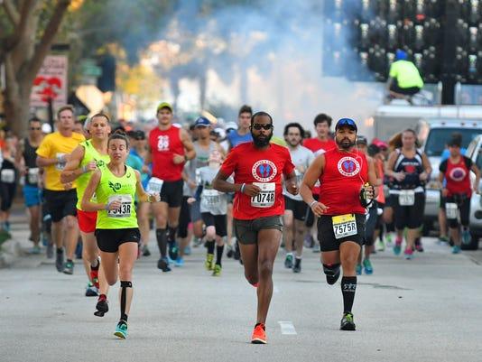 Space Coast Marathon