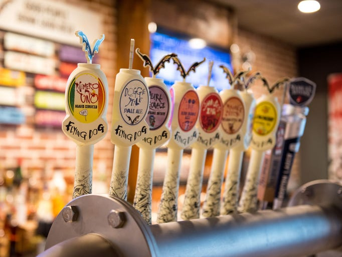 Where to find craft beer at airports for Where to buy craft beer