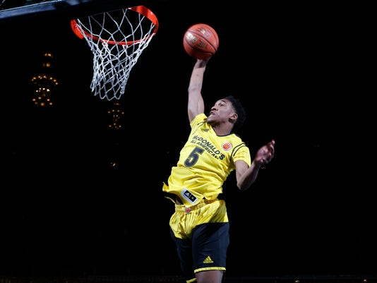 High School Basketball: McDonald's All-American Jamfest