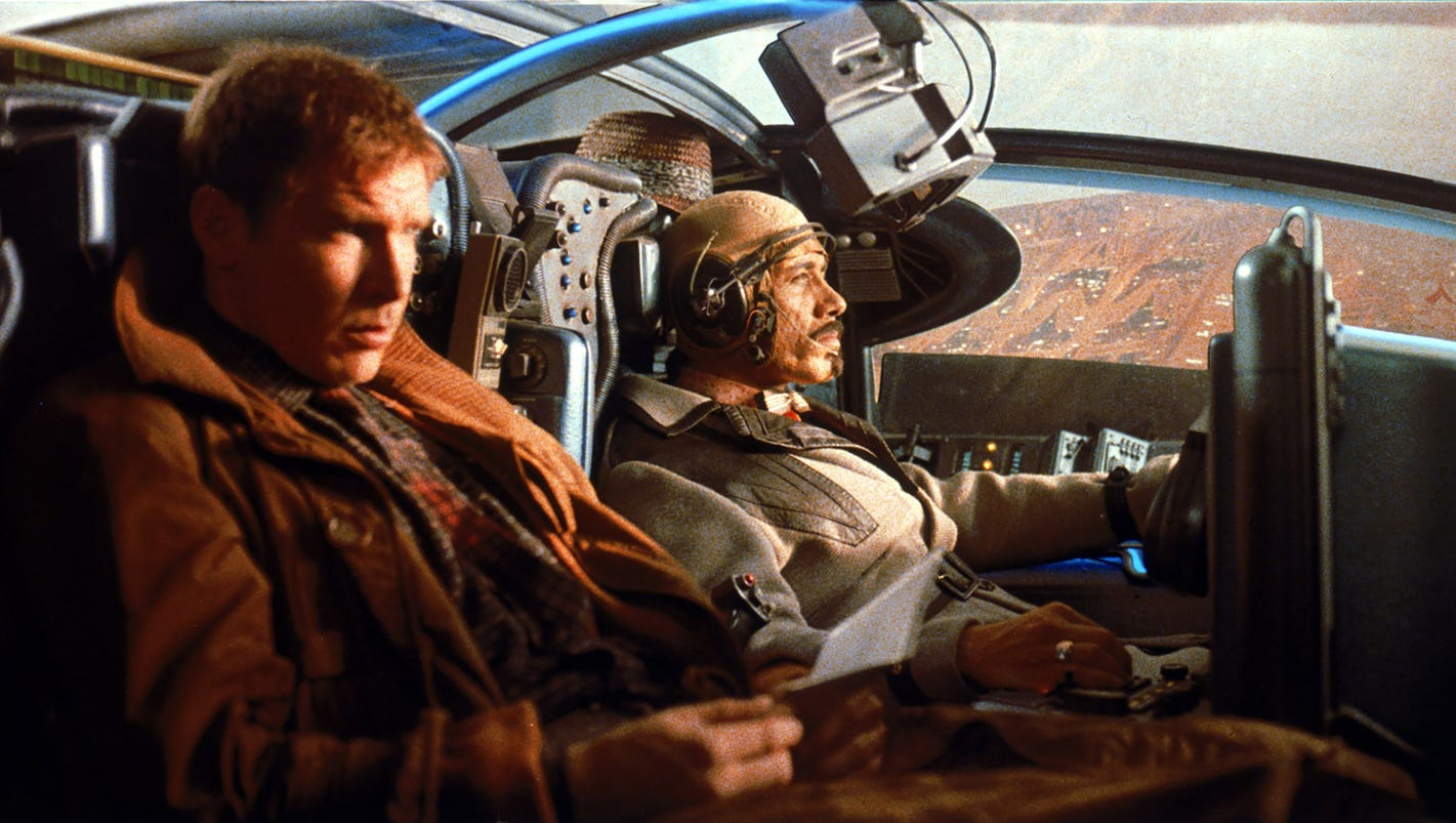 'Blade Runner': Why we still care about the first film 35 ... - photo#17