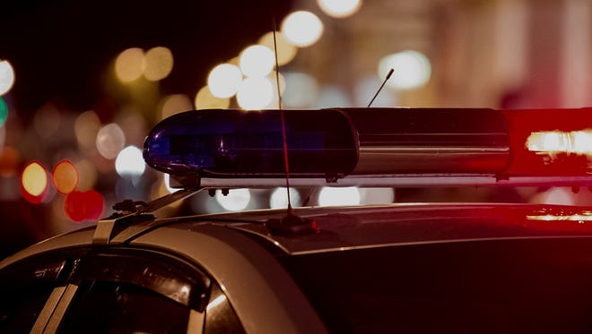 Authorities are investigating after a Jeep hit and killed a man who was walking along an Interstate 25 frontage road in northern Colorado.