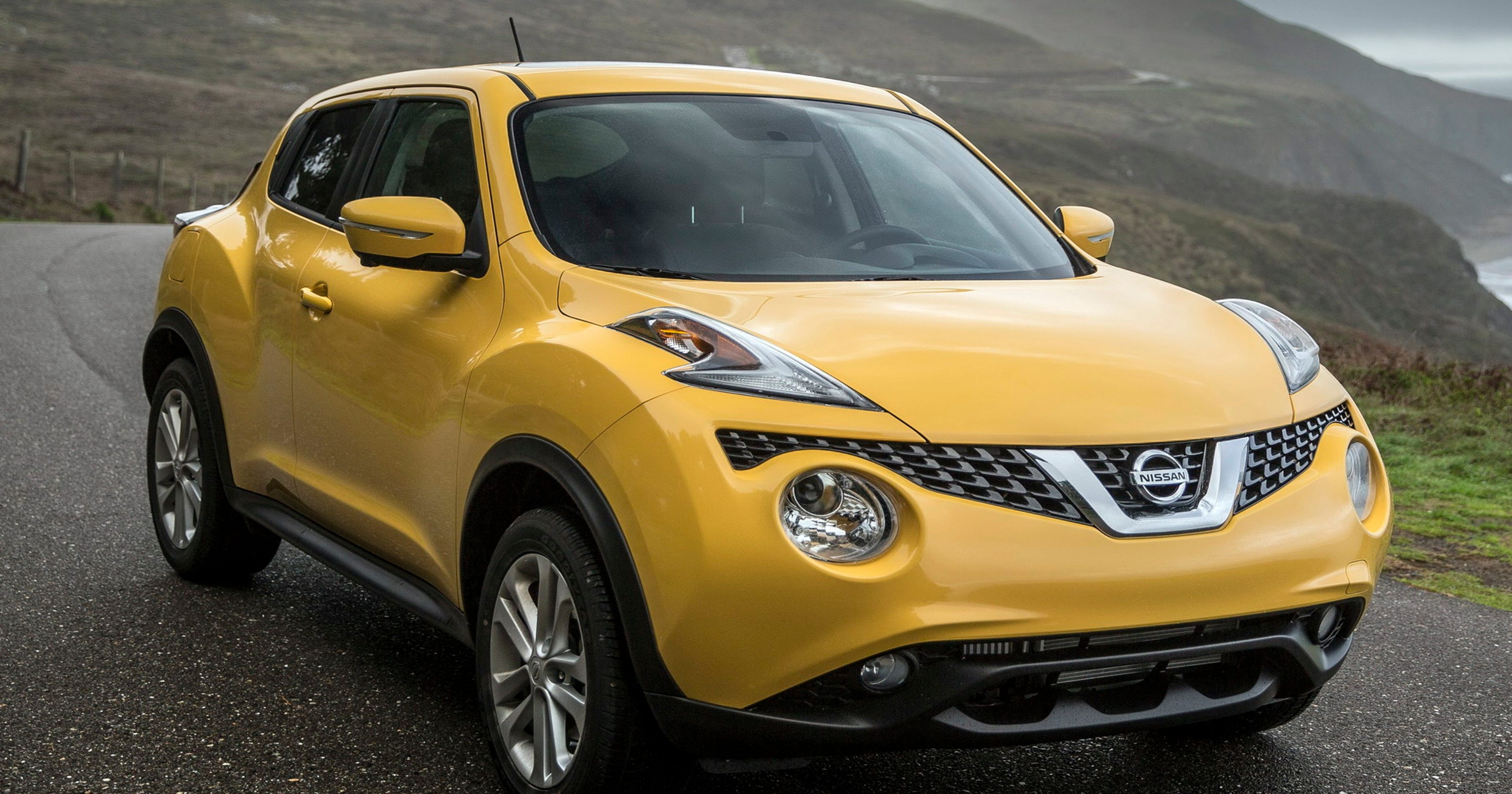 Urban Versatility & Fun-to-Drive Performance: 2015 Nissan Juke Sport Cross