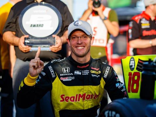 IndyCar: Desert Diamond West Valley Casino Phoenix Grand Prix-Qualifying