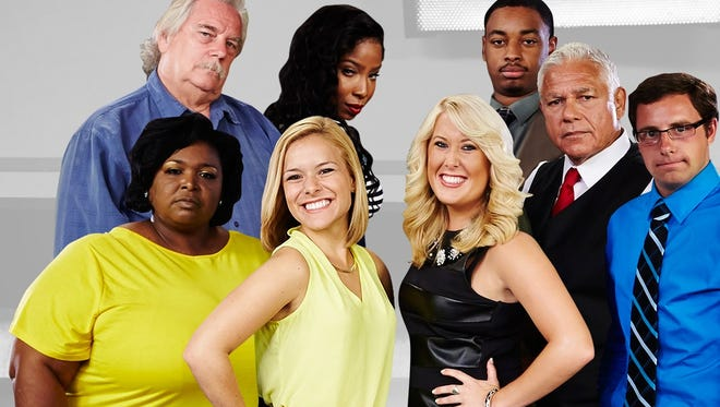 """""""Breaking Greenville"""" cast"""