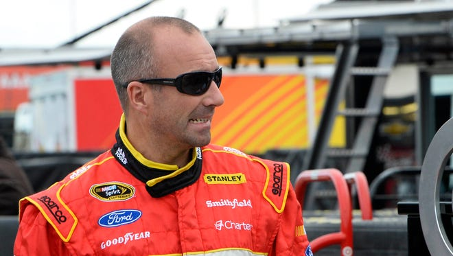 Marcos Ambrose's best finish this season was sixth at Michigan International Speedway in August.