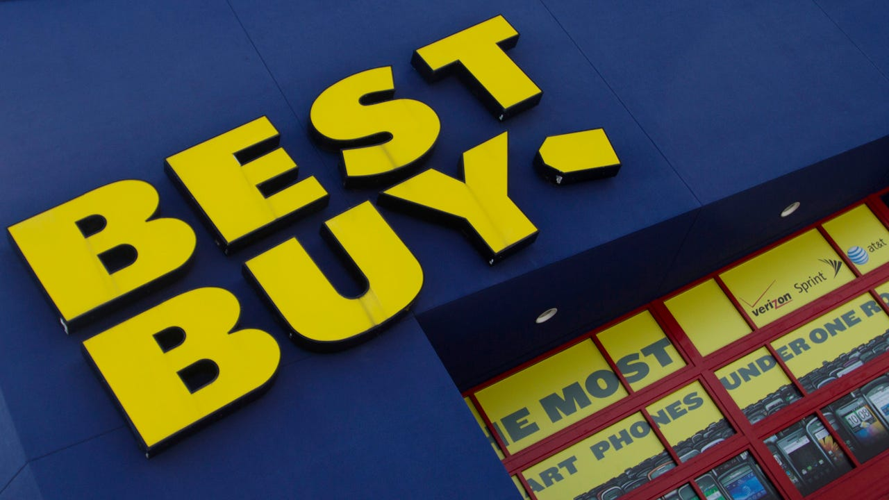 Best Buy shares surged Tuesday after reporting better-than-expected earnings, but its long-term prospects aren't so exciting, according to one expert. Video provided by TheStreet