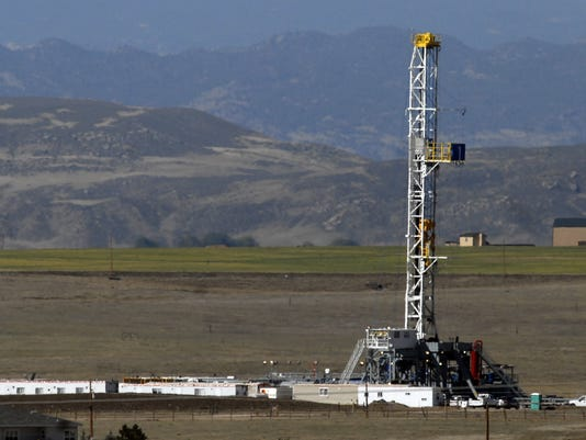 oil, niobrara fracking lcl VRH
